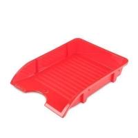 Odkládací zásuvka Donau Solid - plastová, červená