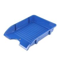 Odkládací zásuvka Donau Solid - plastová, modrá