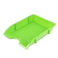 Odkládací zásuvka Donau Solid - plastová, světle zelená