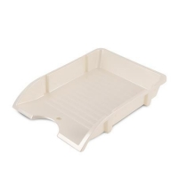 Odkládací zásuvka Donau Solid - plastová, perleťová