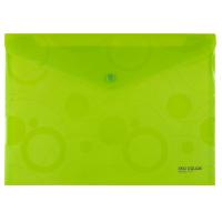 Spisové desky s drukem Neo Colori A4 - plastové, zelené