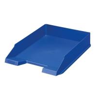 Odkládací zásuvka Herlitz - plastová, modrá