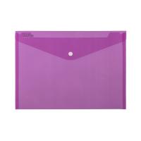 Spisové desky s drukem A5 - plastové, transparentní, růžové