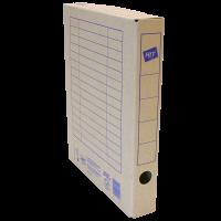 Archivační krabice na pořadač Board Natur 50 - 330x260x50 mm, hnědá