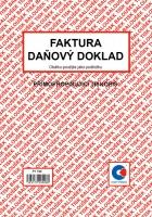 Faktura-Daňový doklad PT 199 - propisující, A5, 50 listů