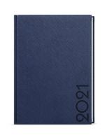 Denní diář Adam-tora - B6, modrý - NENÍ SKLADEM