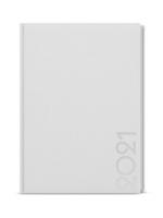 Denní diář Adam-tora - B6, bílý