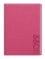 Denní diář Adam-tora - B6, růžový