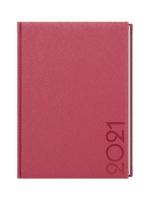 Denní diář Adam-tora - B6, červený