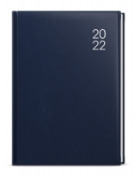 Denní diář Adam-balacron - B6, modrý