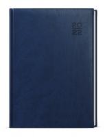 Denní diář Ctirad-vivella - A5, modrý