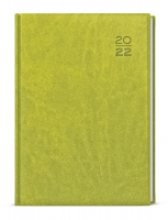 Denní diář Ctirad-vivella - A5, zelený