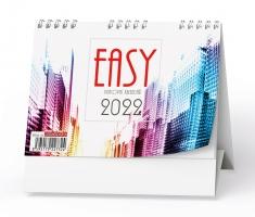 Stolní pracovní kalendář - Easy, týdenní