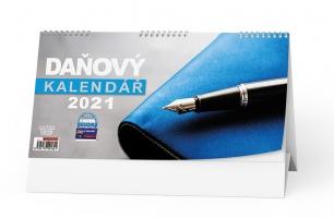Stolní daňový kalendář - týdenní