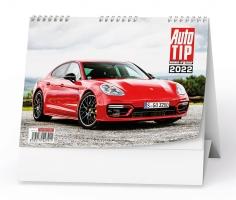 Stolní obrázkový kalendář - Autotip, týdenní