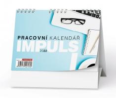 Stolní pracovní kalendář - Impuls I, týdenní