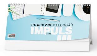Stolní pracovní kalendář - Impuls III, týdenní