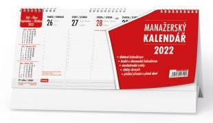 Stolní daňový kalendář - Manažerský, týdenní