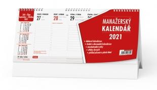Stolní pracovní kalendář - Manažerský, týdenní