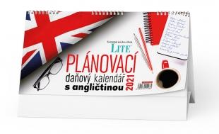 Stolní pracovní kalendář - Business I. s angličtinou, týdenní