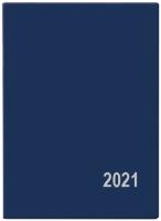 Týdenní diář Hynek-PVC - kapesní, modrý