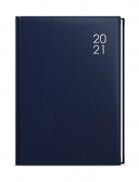 Týdenní diář Oskar-balacron - A5, modrý