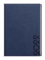 Týdenní diář Prokop-tora - B6, modrý