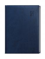 Týdenní diář Prokop-vivella - B6, modrý
