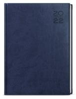 Týdenní diář Tomáš-vivella - A4, modrý