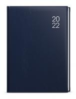 Týdenní diář Tomáš-balacron - A4, modrý