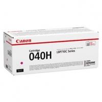 Canon originální toner 040H, magenta, 10000str., 0457C001, 0457C002, high capacity, Canon imageCLASS LBP712Cdn,i-SENSYS LBP710Cx,