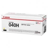 Canon originální toner 040H, yellow, 10000str., 0455C001, 0455C002, high capacity, Canon imageCLASS LBP712Cdn,i-SENSYS LBP710Cx, L