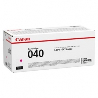 Canon originální toner 040M, magenta, 5400str., 0456C001, Canon imageCLASS LBP712Cdn,i-SENSYS LBP710Cx, LBP712Cx