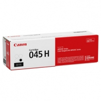 Canon originální toner 045HBK, black, 2800str., 1246C002, high capacity, Canon LBP613Cdw, 611Cn, MFP635Cx, 633Cdw, 631Cn
