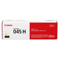 Canon originální toner 045HY, yellow, 2200str., 1243C002, high capacity, Canon LBP613Cdw, 611Cn, MFP635Cx, 633Cdw, 631Cn