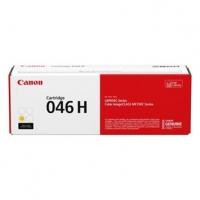 Canon originální toner 046HY, yellow, 5000str., 1251C002, high capacity, Canon LBP654Cx, 653Cdw, MFP735Cx, 634Cdw, 632Cdw
