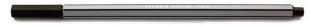 Liner Penword - 0,4 mm, černý