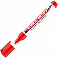 Nízko-korozivní popisovač Edding NLS High-Tech Marker 8030 - 1,5-3 mm, červený