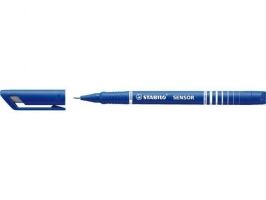 Liner Stabilo Sensor F 189/41 - 0,3 mm, modrý
