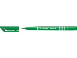 Liner Stabilo Sensor F 189/36 - 0,3 mm, zelený