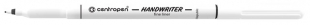 Mikrofix Centropen Handwritter 2551 M - 0,5 mm, černý