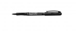 Permanentní popisovač Centropen OHP Marker 2637 M - 1 mm, modrý