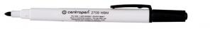 Popisovač na bílé tabule Centropen WB Marker 2709 - 1,8 mm, černý