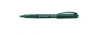 Roller Centropen 4615 F - 0,3 mm, černý