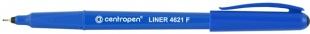 Mikrofix Centropen Liner 4621 F - 0,3 mm, černý