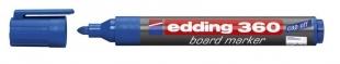 Popisovač na bílé tabule Edding 360 - 1,5-3 mm, modrý