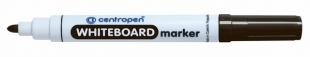 Popisovač na bílé tabule Centropen WB Marker 8559 - 2,5 mm, černý