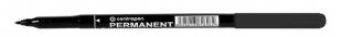 Permanentní popisovač Centropen 2536 - 1 mm, černý