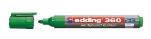 Popisovač na bílé tabule Edding 360 - 1,5-3 mm, zelený