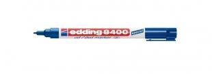 Permanentní popisovač Edding CD/DVD/BD 8400 - 0,5-1 mm, modrý